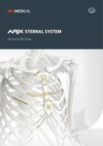 Orthopedic - ARIX Sternal System Sternal & Rib