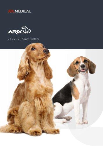 Veterinary - ARIX Vet 2.4 2.7 3.5 System