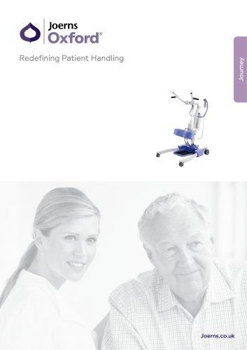Redefining Patient Handling Journey
