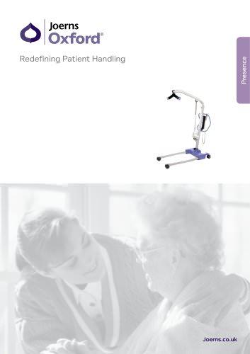 Redefining Patient Handling Presence