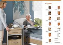 Bedside cabinets Homelike design and flexibility - 2
