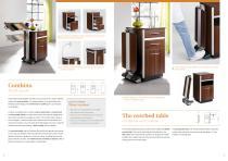 Bedside cabinets Homelike design and flexibility - 3