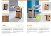 Bedside cabinets Homelike design and flexibility - 4