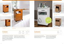 Bedside cabinets Homelike design and flexibility - 6