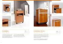 Bedside cabinets Homelike design and flexibility - 7