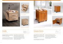 Bedside cabinets Homelike design and flexibility - 8