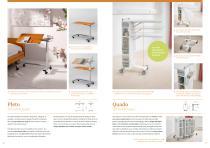Bedside cabinets Homelike design and flexibility - 9