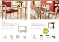 Tables and chairs - 8