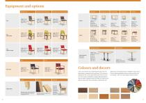 Tables and chairs - 9