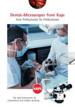 Dental Microscopes SOM Seri. 32/62