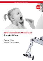 ENT SDM Examination Microscopes