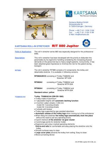 RIT 880 Jupiter