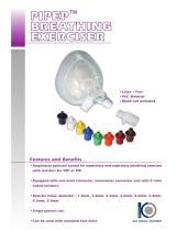 Pipe P - Breathing Exerciser