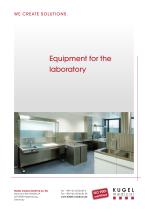 Laboratory Equipment - 1