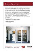 MORGUE COOLERS AND ACCESSORIES - 3