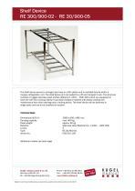 Shelf Device - 1