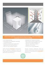 SmartProtect Powder Coating & Seamless TECTO overlapping - 3