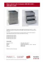 STAINLESS STEEL FURNITURE AND ACCESSORIES - 9