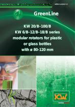 KW 20/B-100/B KW 6/B-12/B-18/B series