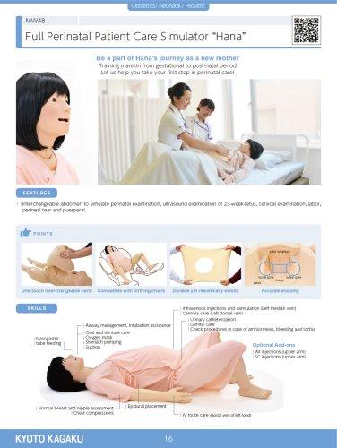 """MW48 Full Perinatal Patient Care Simulator """"Hana"""""""