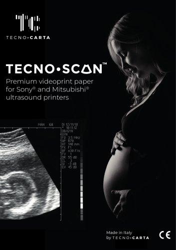 Tecnoscan Videoprint Rolls by Tecnocarta