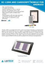EC-12RM AND CARDIOSPY MOBILE FOR ANDROID