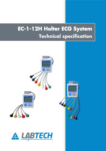 Holter - Labtech - PDF Catalogs | Technical Documentation