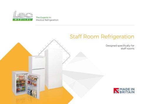 Staff Room Refrigeration