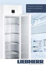 Refrigerators and freezers Research and laboratory 2018s and freezers Research and laboratory 2018