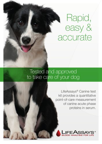 Canine CRP Test