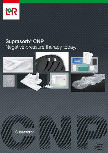 Suprasorb® CNP Negative pressure therapy today