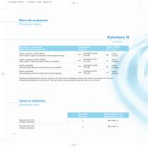 KALOSTERY CLASS B AUTOCLAVES - 16