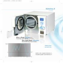 KALOSTERY CLASS B AUTOCLAVES - 8