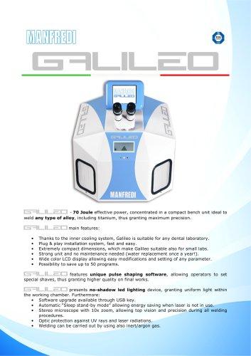 NEW GALILEO LASER