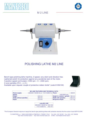 New Polishing Lathe