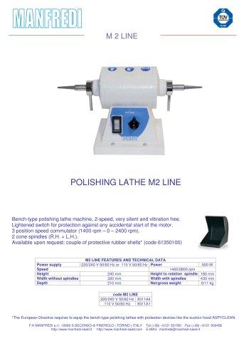 New Polishing Lathe
