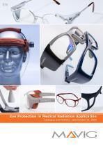 MAVIG Eye Protection in Medical Radiation Application