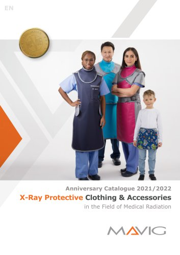 X-Ray Protective Clothing & Accessories in the Field of Medical Radiation