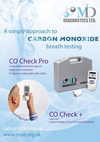 CO Check Pro - CO Check +