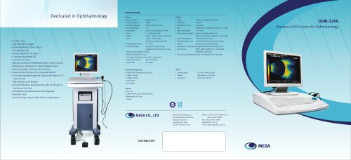 MEDA/A/B Scan/ODM-2200