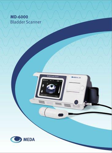 MEDA/bladder scanner /MD-6000