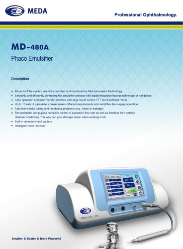 MEDA/Phaco/MD-480A