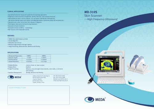MEDA/skin scanner/MD-310S