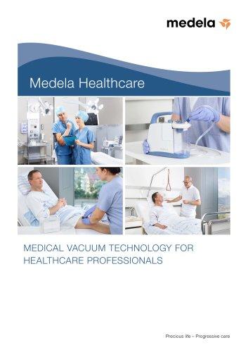 Brochure Medela Healthcare