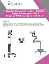 MedGyn AL-106 Colposcope - 1