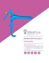 MedGyn Lletz Instruments