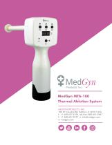MedGyn MTA-100 Thermal Ablation System - 1