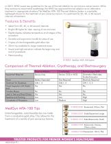 MedGyn MTA-100 Thermal Ablation System - 2
