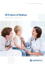 Mediana all products