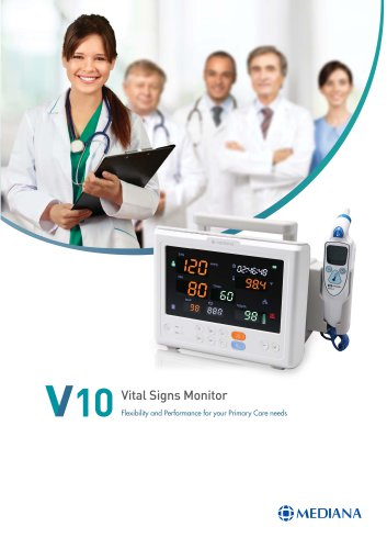 Mediana Vital signs monitor V10